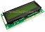 16x2 LCD Module Green Backlight