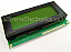 20x4 LCD Module Green Backlight