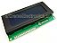 20x4 LCD Module Blue Backlight