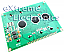 128x64 Graphic LCD Module Back View.