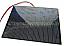 One watt solar cell
