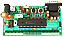 40 PIN PIC Development Board Top View