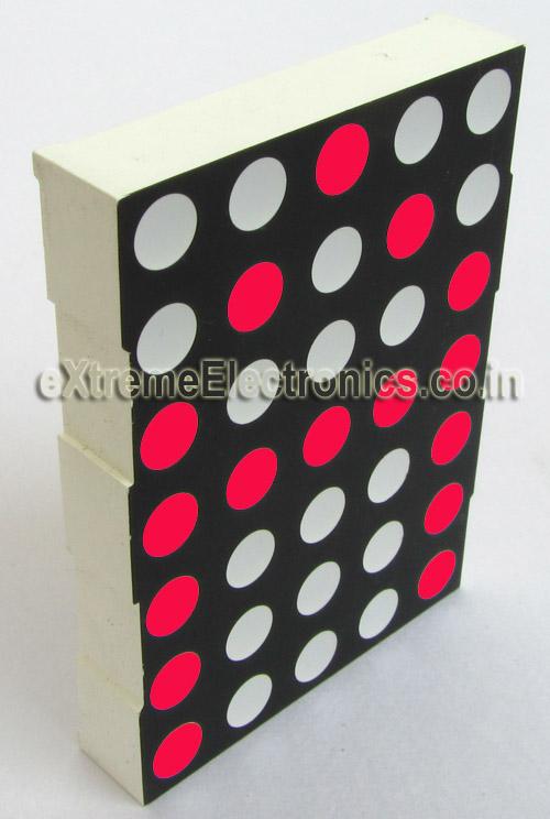 5x7 Dot Matrix Led Display Pinout Dot Matrix Led Display 5x7