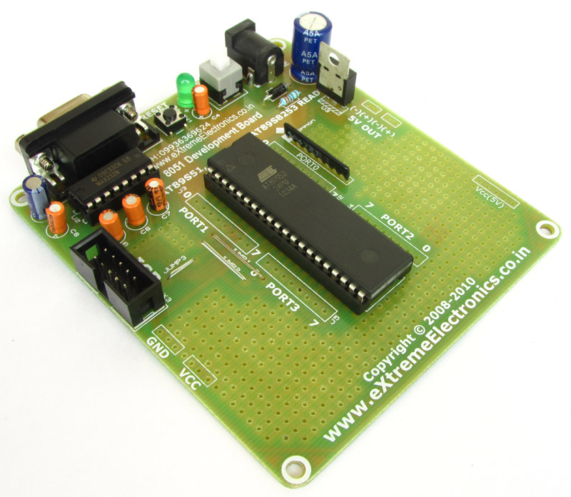 8051 microcontroller Microcontroller 8051 contains code memory or program memory 4k so that is has 4kb rom and it also comprise of data memory (ram) of 128 bytes bus: fundamentally bus is a group of wires which functions as a communication canal or.