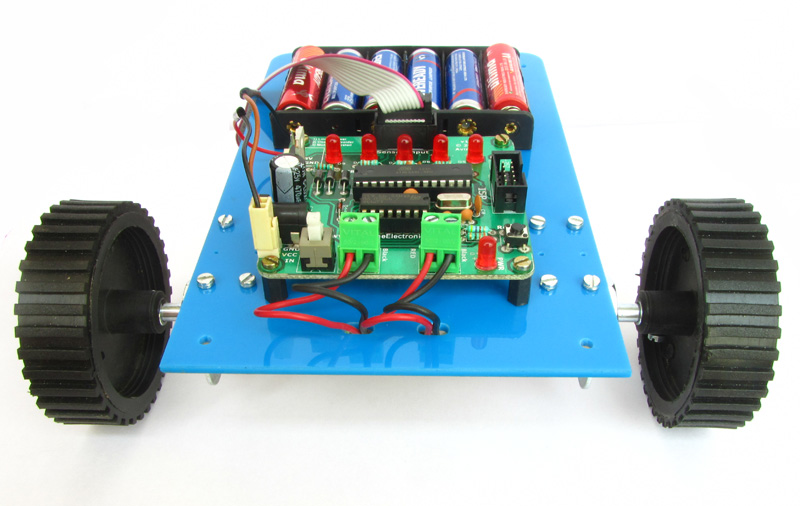 Buy line following robot kit low cost in india with cash on delivery line following robot kit solutioingenieria Choice Image