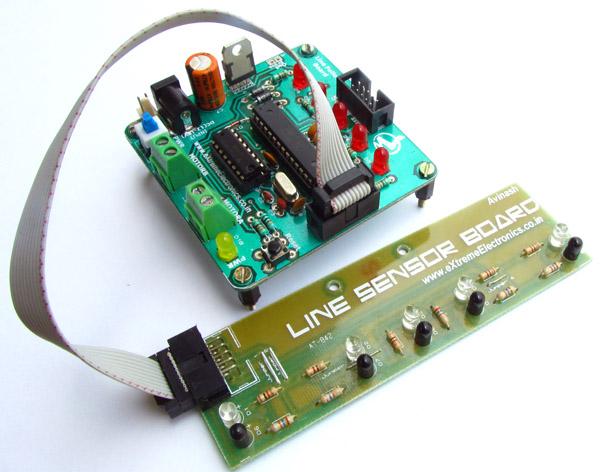 Line Sensor Array