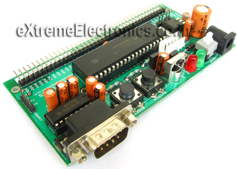 Buy pic development board lowest cost in india with cash for Craft supplies online india cash on delivery
