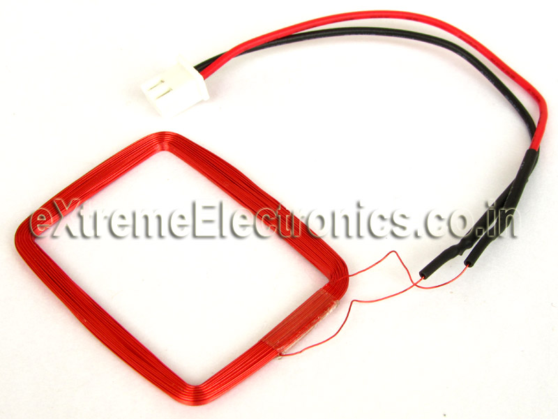 125KHz RFID Reader Module :: Sensors :: eXtreme Electronics
