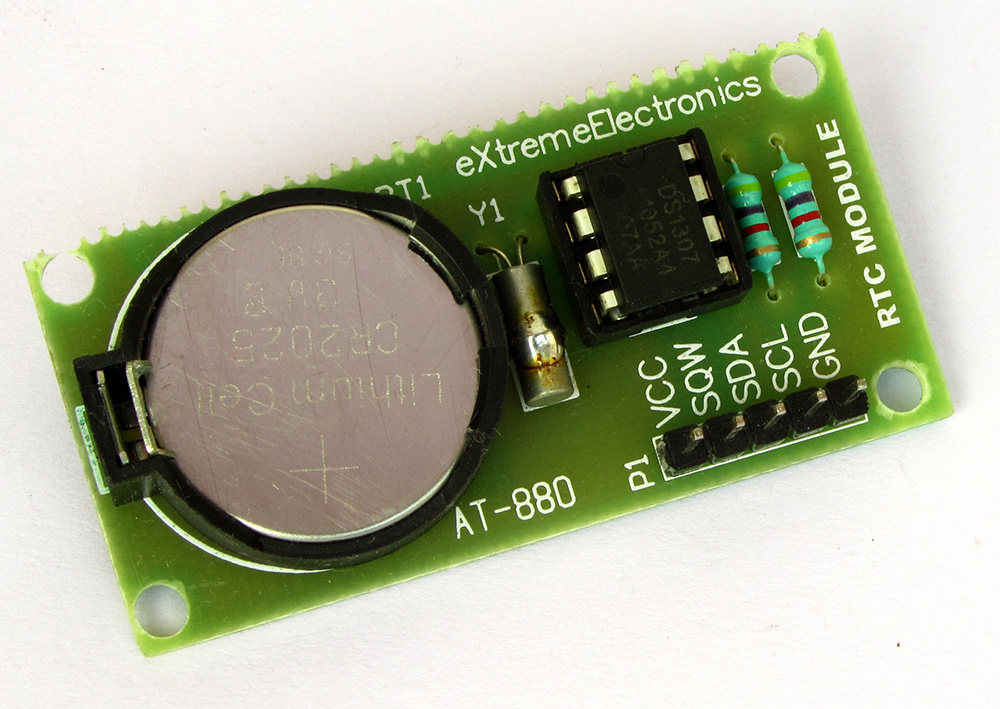 Buy ds rtc for embedded system avr pic or arduino