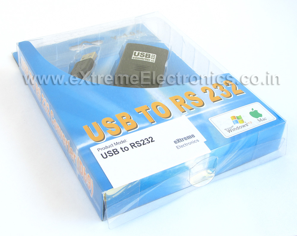 Usb To Serial Adapter Communication Extreme Rs232 Bafo Db9 Original Packaging