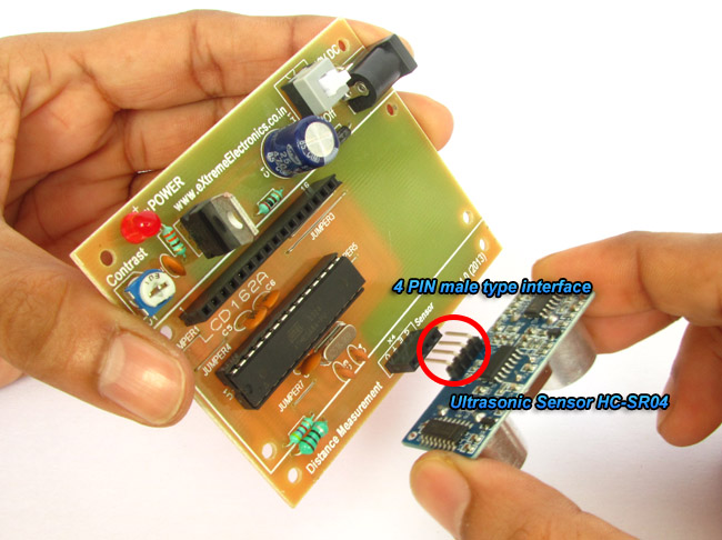 Connecting Sensor