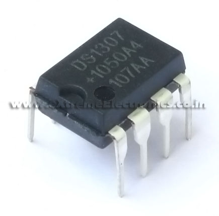 Ds1307 Real Time Clock And Calendar Integrated Circuits
