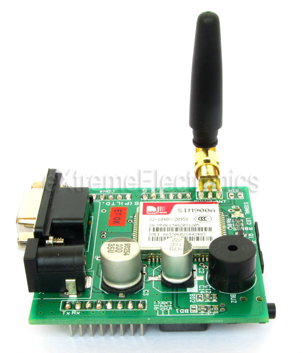 Buy GSM Shield SIM900A for Arduino lowest cost in India online