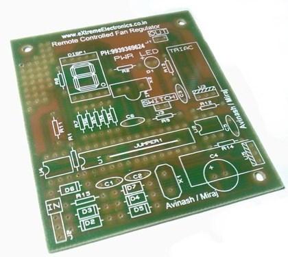 Remote controlled fan regulator pdf