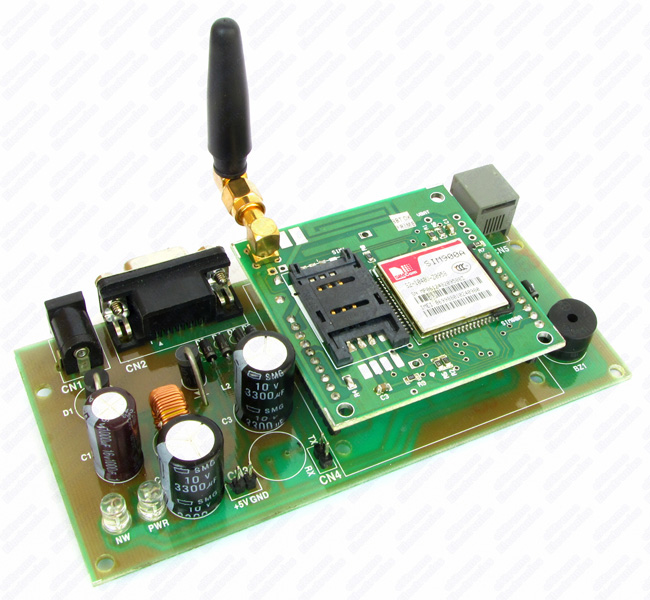 Buy Gsm Modem For Embedded System Avr Pic 8051 Or Arduino