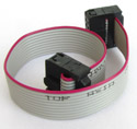 10 PIN FRC Cable F/F