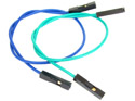 Single Pin F/F Burg Wires