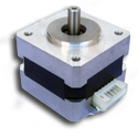 Unipolar Stepper Motor 10V