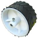 Plastic Wheel - 7cm x 3.7cm