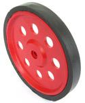 Plastic Wheel - 6.8cm x 0.8cm