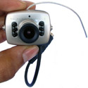 Wireless Audio+Video Camera with Receiver