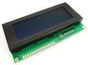 20x4 Character LCD Module Blue Backlight