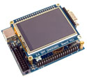 MINI STM32 Dev Board with 2.4 inch QVGA LCD